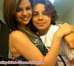 Jake.T.Austin et Selena