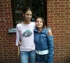 ma soeur de coeur et moii