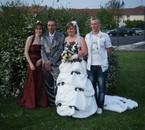 moi et mon cheri au mariage