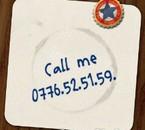Mon Numero tel