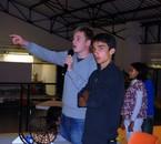Nicolas et Maxime