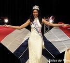 Eméné Nyamé Miss Flandre 2008 et Miss Model of the World 201