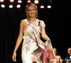 Miss Saint Etienne au Mont 2009 1ere Dauph de Miss Flandre
