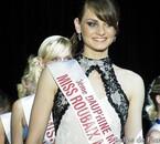 Miss Roubaix 2009 3eme Dauphine Miss de  Flandre