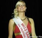 Miss Saint Omer 2009 2eme Dauphine de Miss Flandre