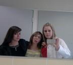 Elodie , Cassandra et Moi