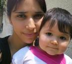 ma plus grand et ma petite fille