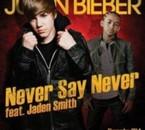 new song : Never Say Never ft jaden smirh