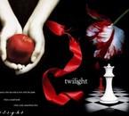 Twilight Les couverture de livre