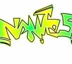 un tagg, que j'ai dessiné