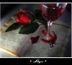 une rose, du sang, ton sang