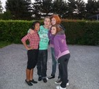 Daani ; Looic ; Doriiana ; Rachel :D ! <3