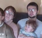 mon fiston Franck et mes petits fils