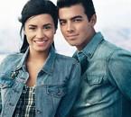 Joe and Demi TeenVogue