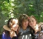 mes trois meilleure copine je vous adore grave