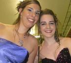 Kristelle et moi ! :)
