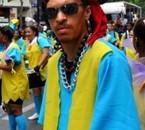 Carnaval de paris 2010 Un pirate