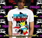 EQUIPE WEAR:MARSEILLE ROI DU FOOT FRANCAIS
