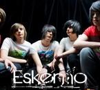 Le groupe eskemo  (Ben et Enzo a droite, ils sont trop bo)