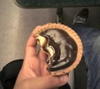 Une tartelette chocolat Banane S'il vous plait!