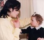 Michael and Paris<3