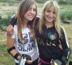 Moi et ma cousine: moto cross ♥