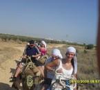 les touristes en tunisie