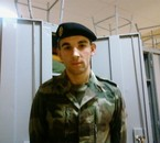 moi a l'armée