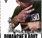 DJ SOSO AKA KING OF SHISHA LE 8 AOUT @ CLUB DES PINS
