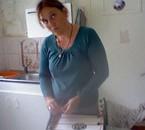 Ma Mère ( Photo Prise En Feuge :P)  ♥