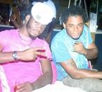 yorobo et son frere lewis