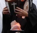 La magie du feu
