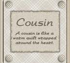 Je hais mon cousin