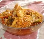 Poulet préparer en version Mayotte, je kiffe trop  cet plat