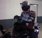 en mode biker!!