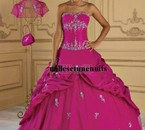 vente de robe de princesse ou commande sur mesure