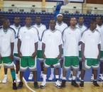 Equipe nationnale de basket