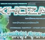 FLY KHOZA LE RAP CONSCIENT  N EST PAS MORT ...
