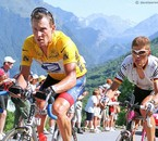 Un des plus grands duels de la décennie : Armstrong-Ulrich