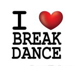 i love break dance