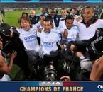L1 : 2009/2010 : Marseille : Champion de France