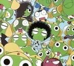 Keroro !! Un manga conseiller si vous voulez eclater de rire