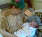 La femme de ma vie, Quand elle était bébé avec Geddah Sheryf