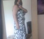 moi en robe fort mdr