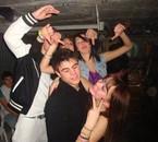 Anthony, Maiwenn, Claire, Mathieu & Coralie; mes 16 ans