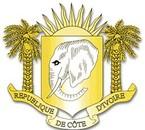 Armoiries de la COTE D'IVOIRE