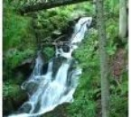 cascade de la serva