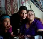ma maman et mes filles