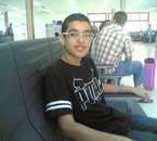 mi dans l'aeroport