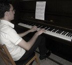 toujours avec mon piano